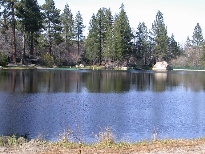 Cedar Lake - Big Bear Lake