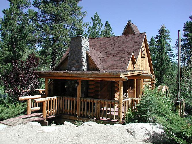 Cedar Lake Camp Big Bear