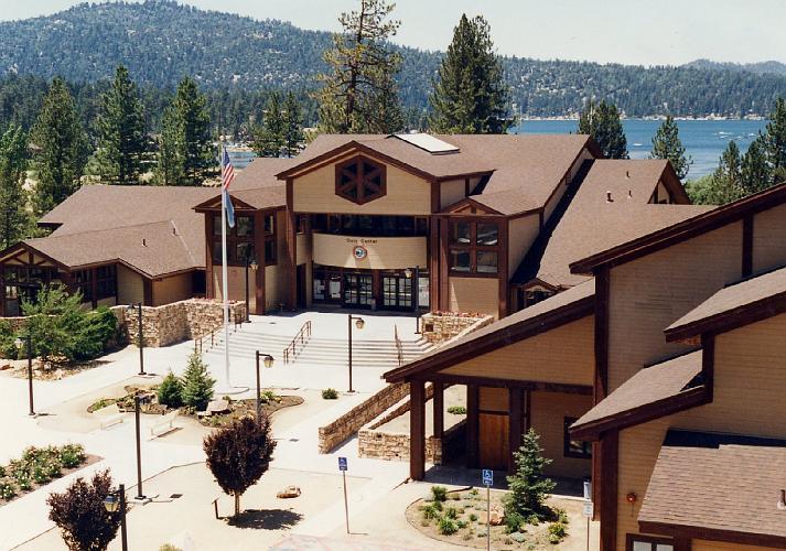 City Hall - Big Bear Lake