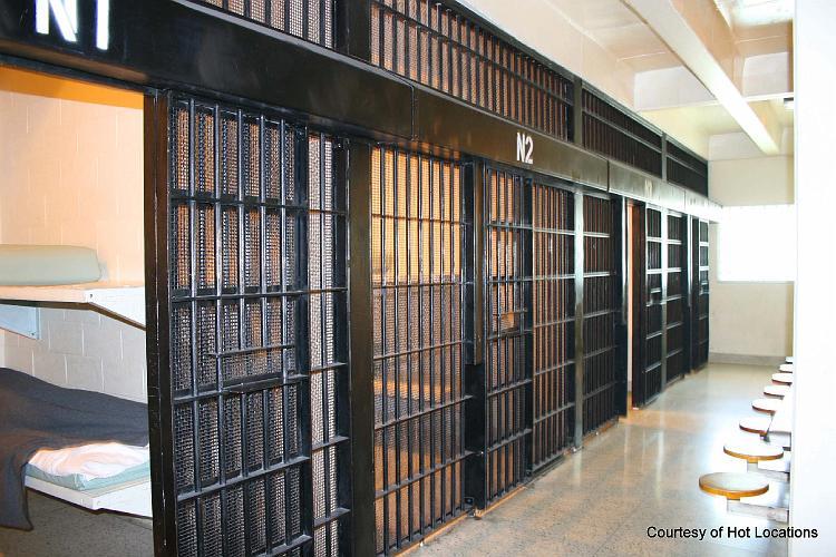 Pomona City Jail - Pomona-b