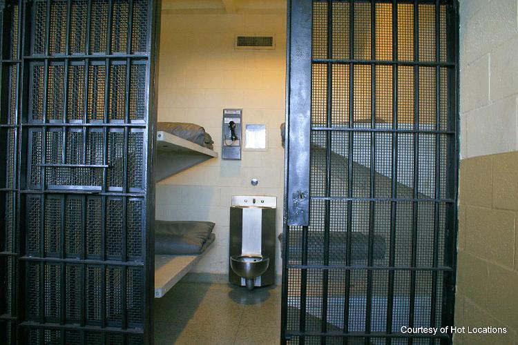 Pomona City Jail - Pomona