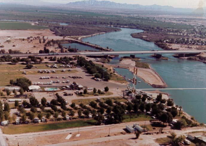 Colorado River - Blythe