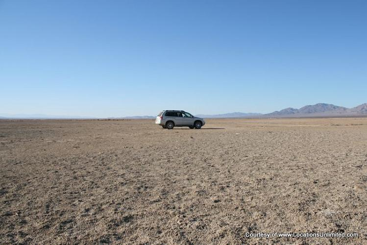 Dale Dry Lake - Twentynine Palms