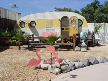 Desert Breeze RV Park Victorville