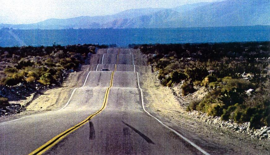 Dillon Road - Indio Hills
