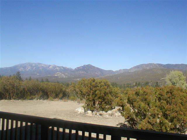 Dorn Ranch House Garner Valley