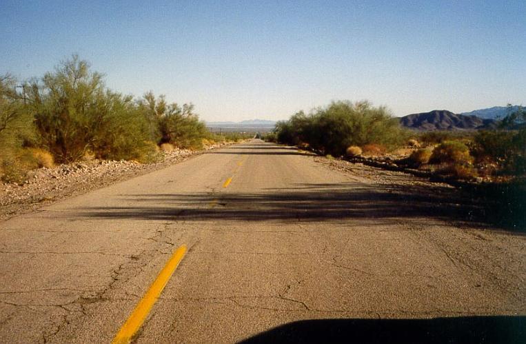 Eagle Mountain Road