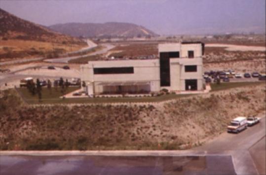 EVOC San Bernardino County Sheriffs Training Center