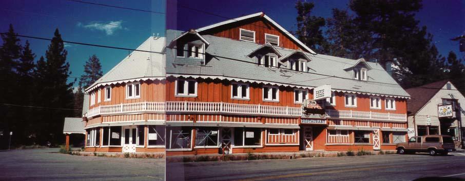 Fawn Lodge Fawnskin