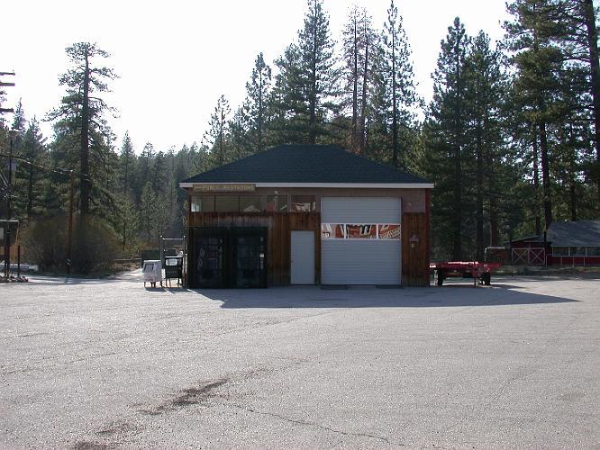 Fire Station - Fawnskin