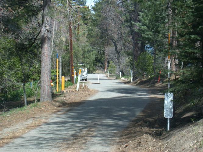 Fredalba Road - Big Bear