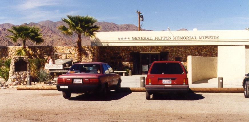 General Patton Museum - Indio