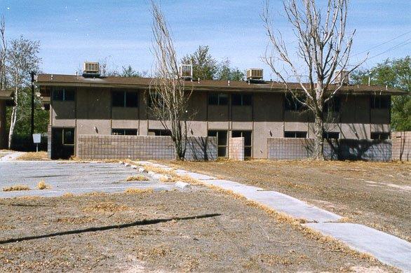 George AFB Housing