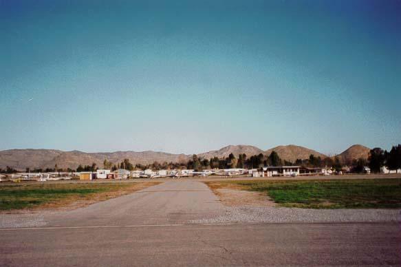 Hemet-Ryan Airport - Hemet