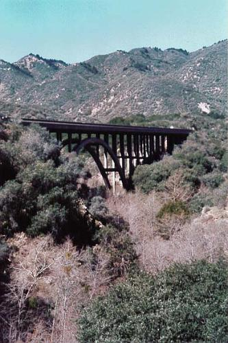 City Creek West Fork Bridge (Hwy 330) - Running Springs