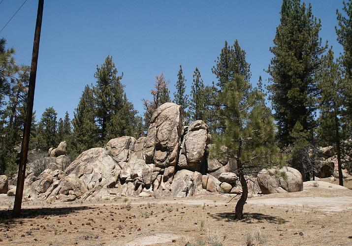 Holcomb Valley - Big Bear Lake