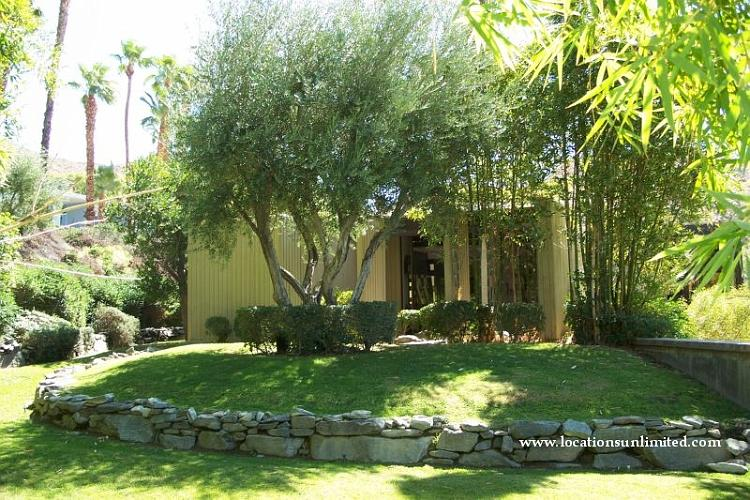 Holden House Palm Springs