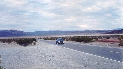 Highway 127 mile marker 29.7