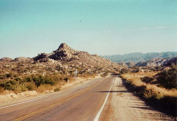 Highway 2 - Wrightwood