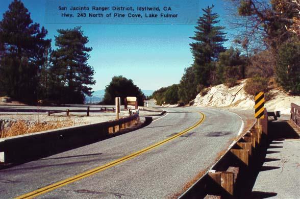 Highway 243 - Idyllwild4