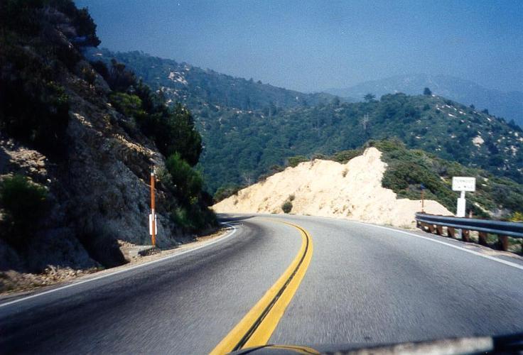 Highway 330-Running Springs