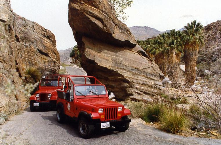 Indian Canyon Road - Palm Springs