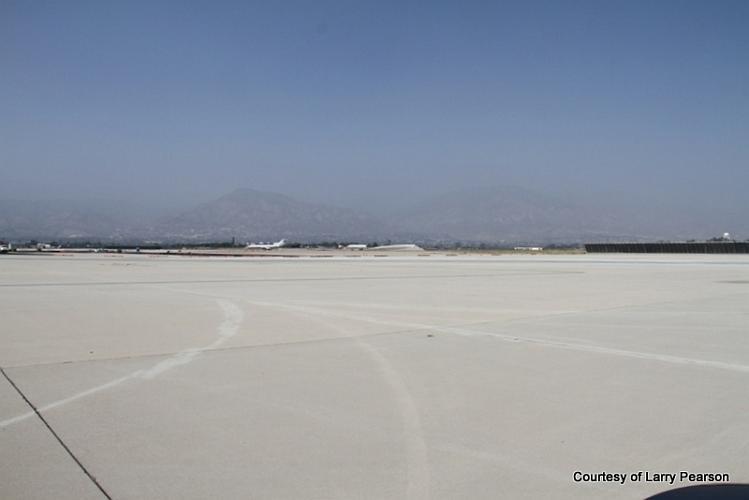 San Bernardino International Airport - San Bernardino