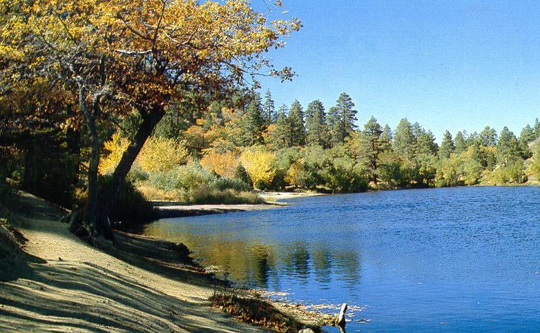 Jackson Lake - Wrightwood