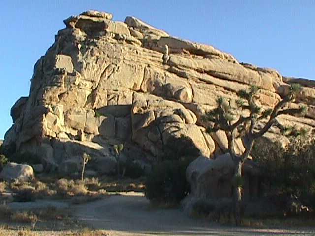 Joshua Tree National Park Hidden Valley