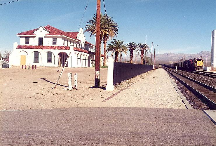 Kelso Train Station