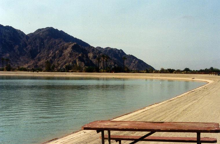 Lake Cahuilla - La Quinta