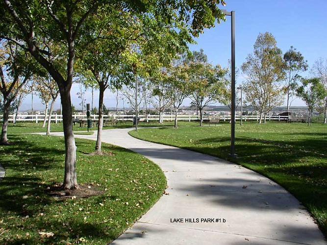 Lake Hills Park - Riverside