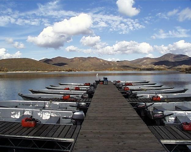 Lake Skinner