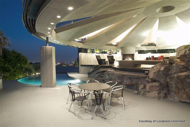 Lautner House Palm Springs
