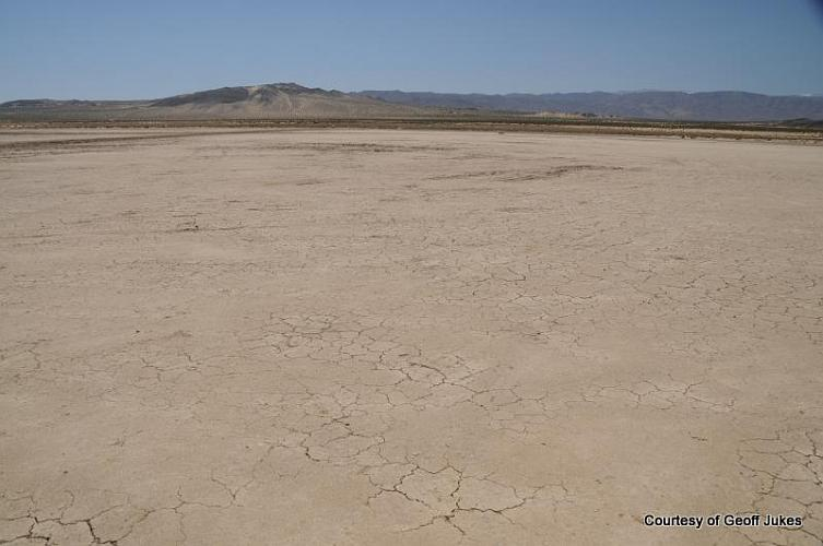 Means Dry Lake - Johnson Valley