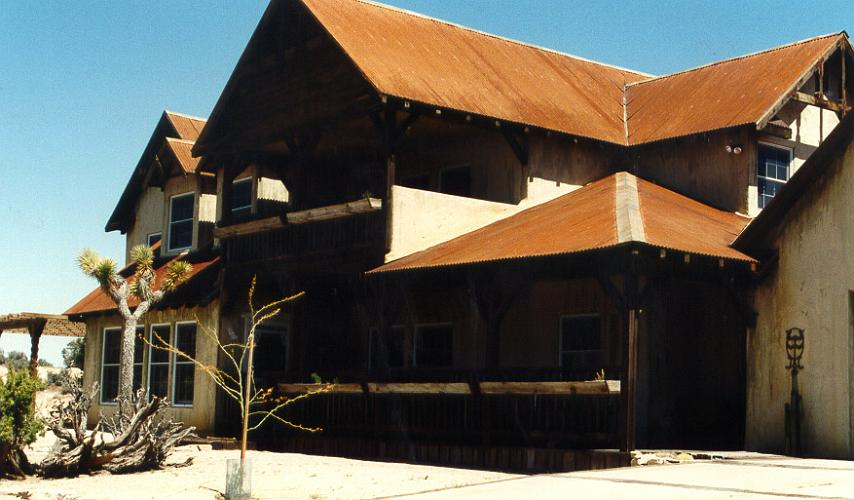 Meuller House Pioneertown