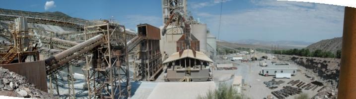Mitsubishi Cement Plant - Lucerne Valley