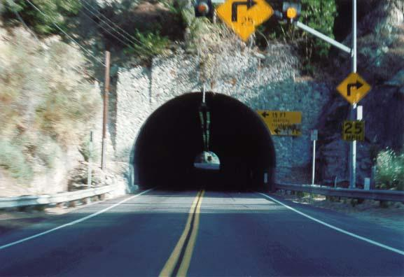 Mt Baldy Tunnel