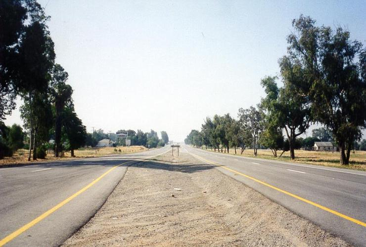 Old Highway 215 - Moreno Valley