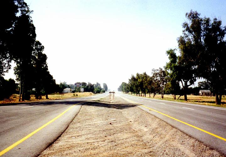 Old 215 Highway - Moreno Valley
