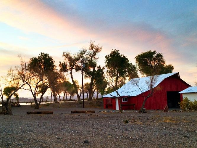 Old Woman Springs Barn - Lucerne Valley