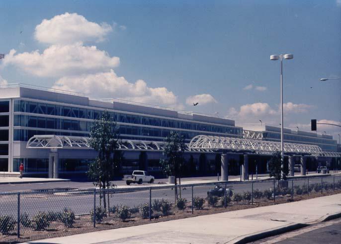 Ontario Airport - Terminal