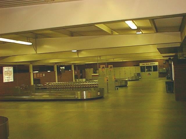 Ontario Airport - West Baggage Claim