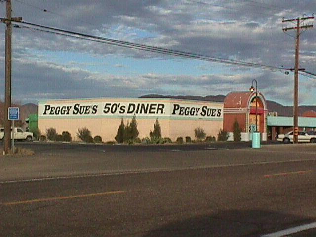 Peggy Sue 50s Diner - Victorville