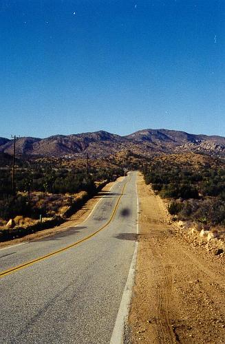 Pioneertown Road