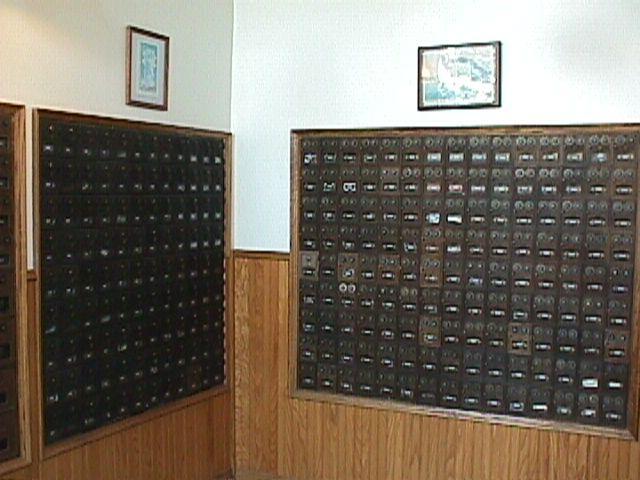 Post Office - Guasti