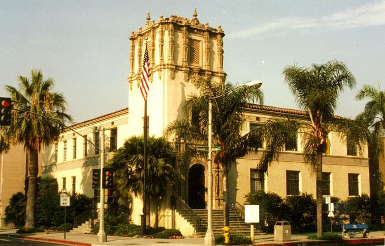Post Office - Riverside