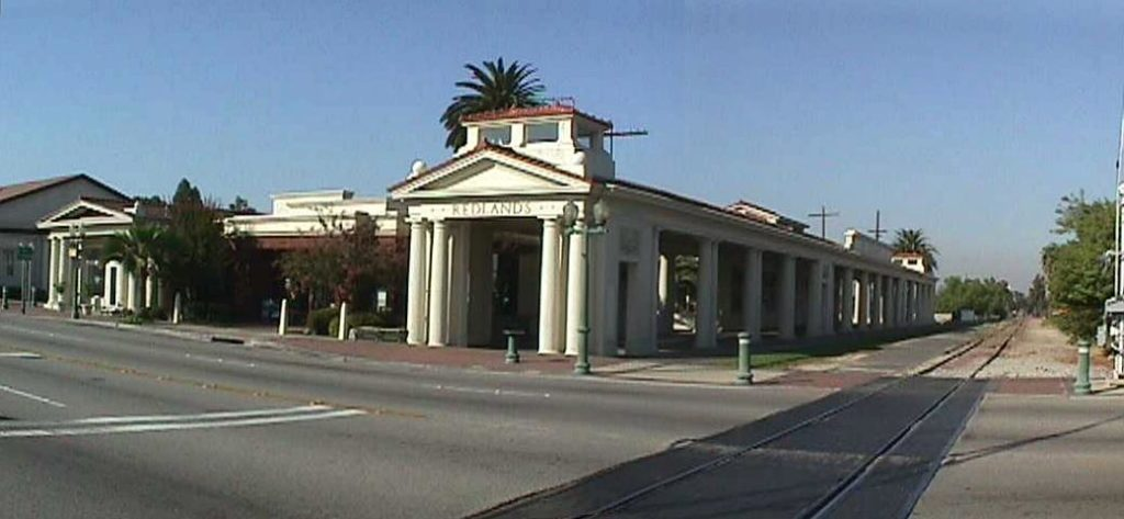 Redlands Train Station