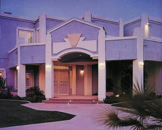 Rosenthal House - Chino Hills-b