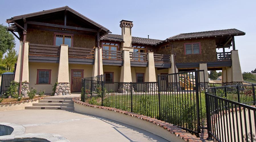 Ruffner House Temecula